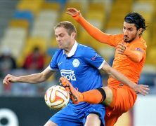 Video: Dnipro Dnipropetrovsk vs Club Brugge