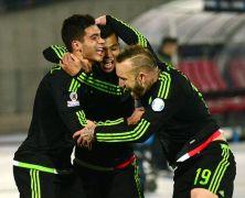 Video: Chile vs Mexico