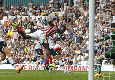Tottenham 2-2 Stoke City: Spurs squander two-goal lead
