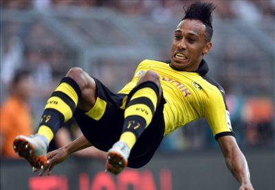 Borussia Dortmund 4-0 Borussia Monchengladbach: Reus & Aubameyang on target in Tuchel debut win