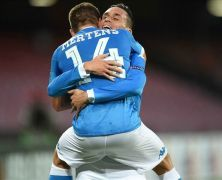 Video: Napoli vs Club Brugge