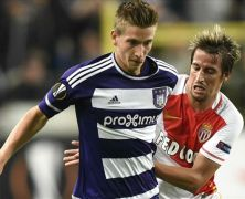 Video: Anderlecht vs Monaco