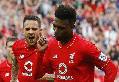 Liverpool 3-2 Aston Villa: Sturridge double eases pressure on Rodgers