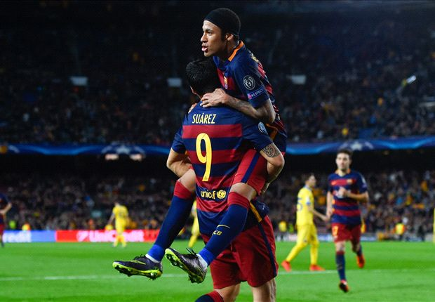 Barca showing there really IS life after Messi