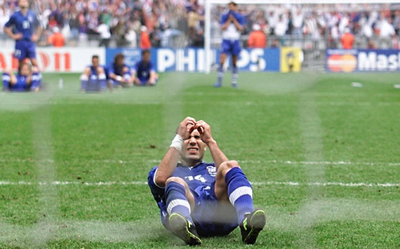 Image result for di biagio penalty miss