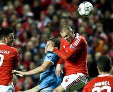 Video: Benfica vs Zenit