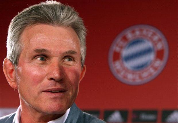 """Heynckes vê um """"futuro de ouro"""" para o Bayern de Munique"""