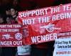 Im Norden Londons sind mittlerweile viele Fans gegen Arsene Wenger