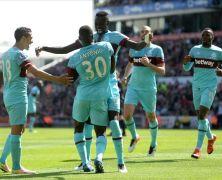 Video: Stoke City vs West Ham United