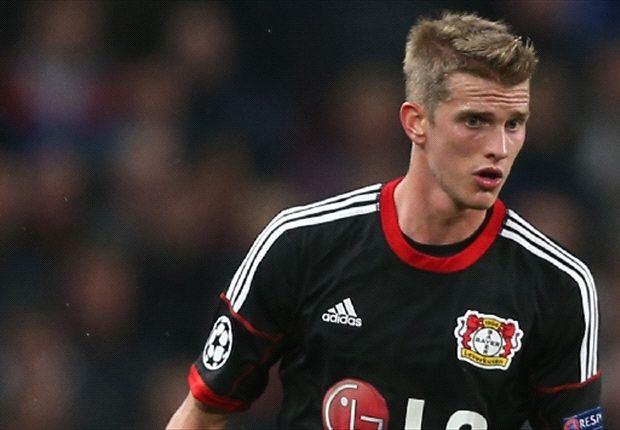 Lars Bender assina novo contrato com o Bayer Leverkusen