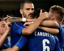 Video: Italia vs Phần Lan