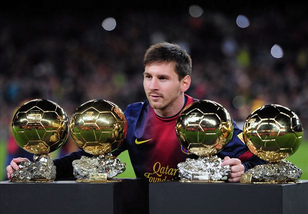 No Ronaldo extension, no glory? Messi records won't count in Ballon d'Or race