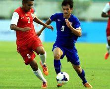 Video: U23 Thái Lan vs U23 Singapore