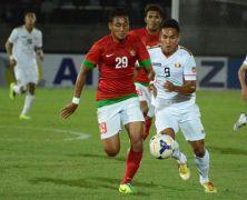Video: U23 Indonesia vs U23 Myanmar
