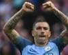 Manchester City defender Aleksandar Kolarov