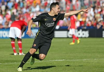 Munir: My jaw dropped after Spain call-up