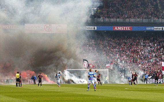 PEC Zwolle Ajax Dutch Cupfinal 04202014