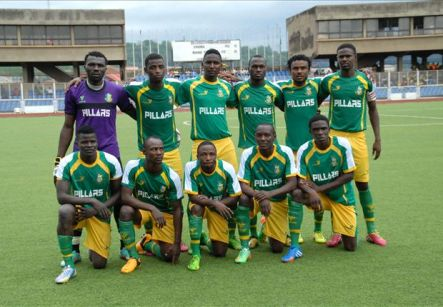 Kano Pillars have been knocked out of the Champions League
