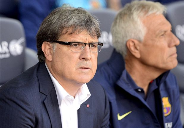 Tata Martino confirms Barcelona exit