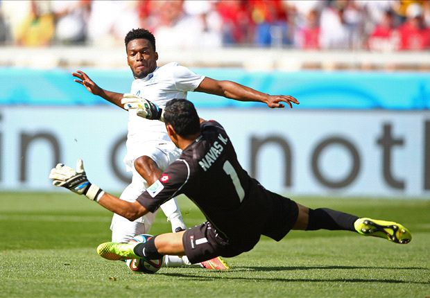 Costa Rica 0-0 England: Draw seals top spot for Pinto's men