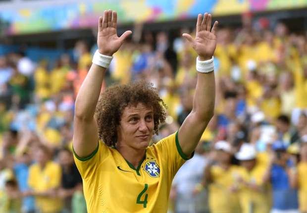 Luiz: Brazil not winning the World Cup will be a failure