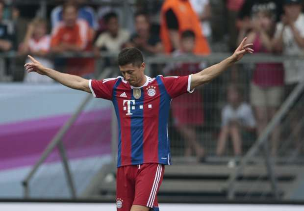 Poleaxed: Bayern won't see the real Lewandowski unless Guardiola changes his system