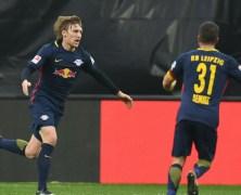 Video: Borussia M gladbach vs RB Leipzig