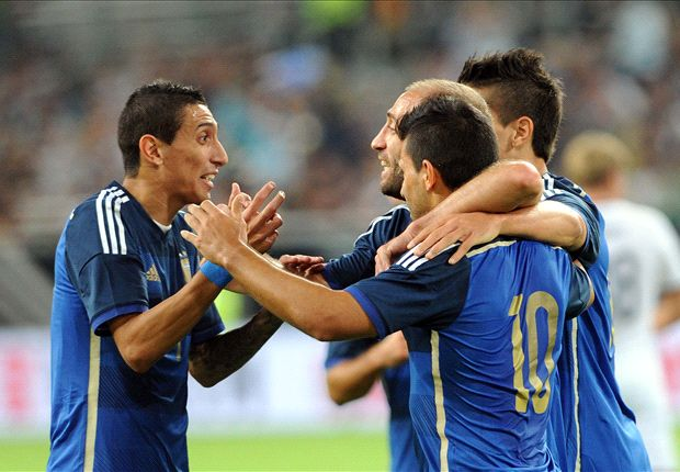 Germany 2-4 Argentina: World champions dismantled by Di Maria