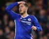 Chelsea winger Eden Hazard