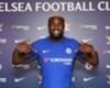 New Chelsea signing Bakayoko. CREDIT: chelseafc.com