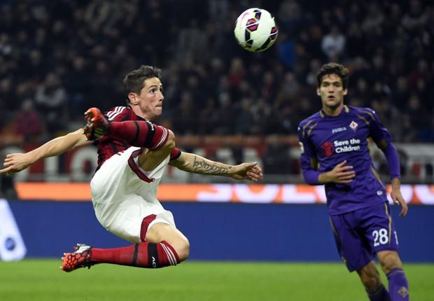Galliani defends goal-shy Torres