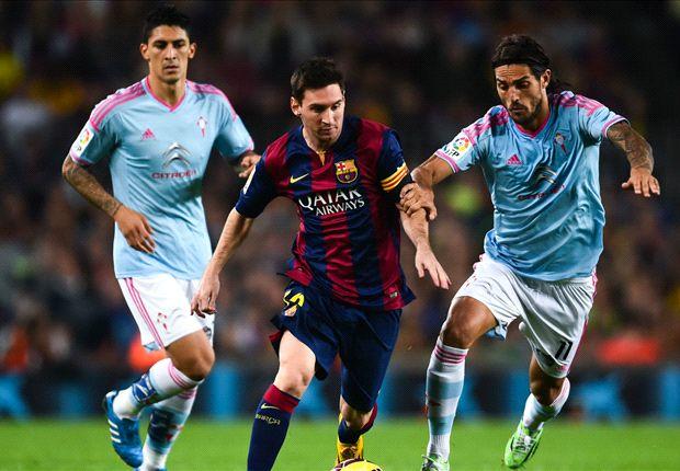 No midfield, no Messi - Barcelona's soft centre a huge concern for Luis Enrique