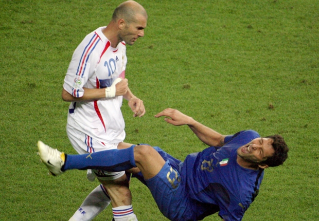 Zidane shouldn't need a certificate to coach - Materazzi