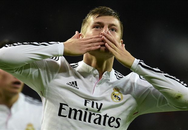 There isn't much difference between Bayern and Real Madrid - Kroos