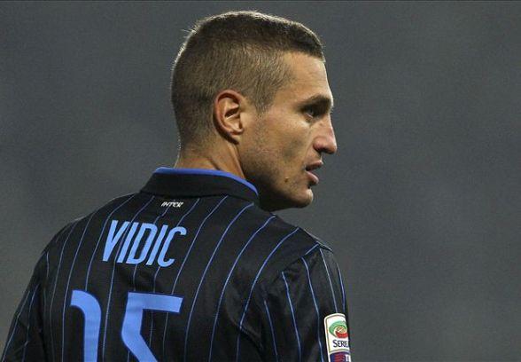 RUMOURS: Vidic Inter contract terminated