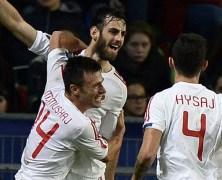 Video: Albania vs Armenia
