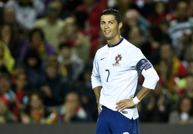 Ronaldo the logical choice for the Ballon d'Or - Pogba