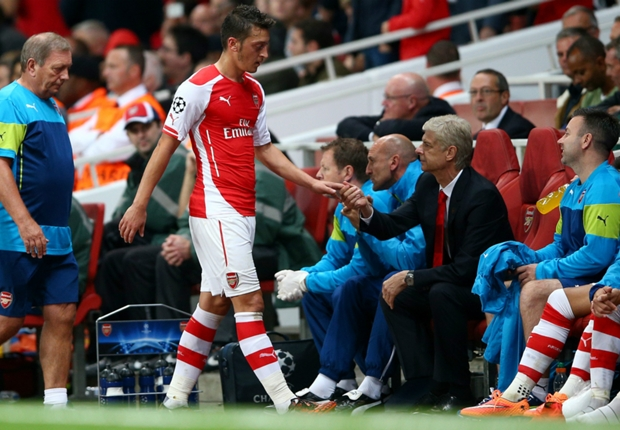 Wenger: Ozil will be back to his best after injury lay-off