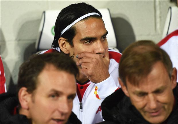Van Gaal: Falcao must settle for substitute role