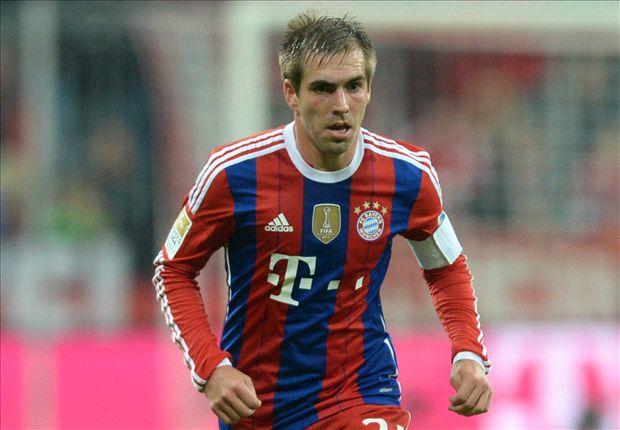 """Lahm planeja aposentadoria ao fim de seu contrato com o Bayern: """"não me vejo indo para o Qatar ou EUA"""""""