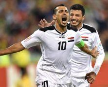 Video: Iraq vs Palestine