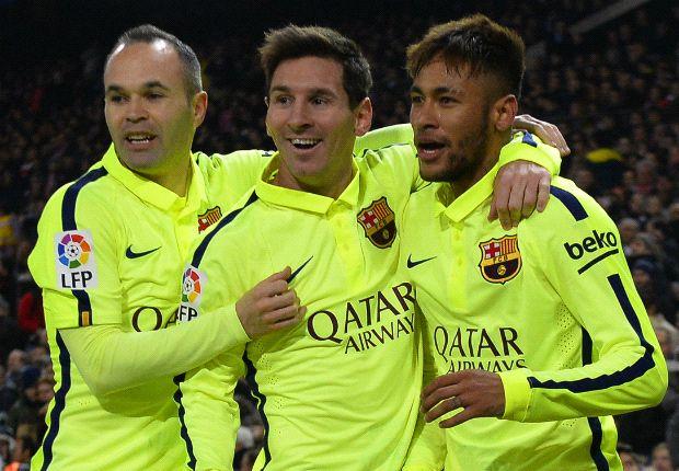 Neymar will struggle to emulate Messi - Luis Enrique