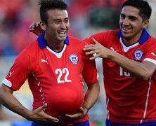 Video: Chile vs Mỹ
