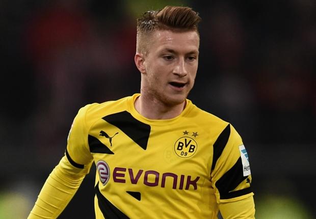 Klopp revela que Marco Reus foi aplaudido por companheiros depois de renovar o contrato