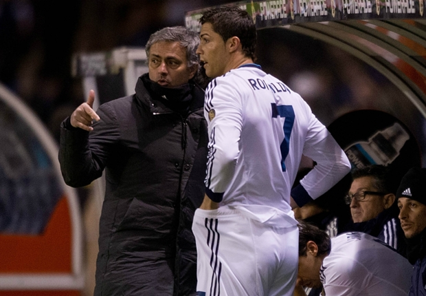 Mourinho could not cope with pressure at Real Madrid, says Calderon