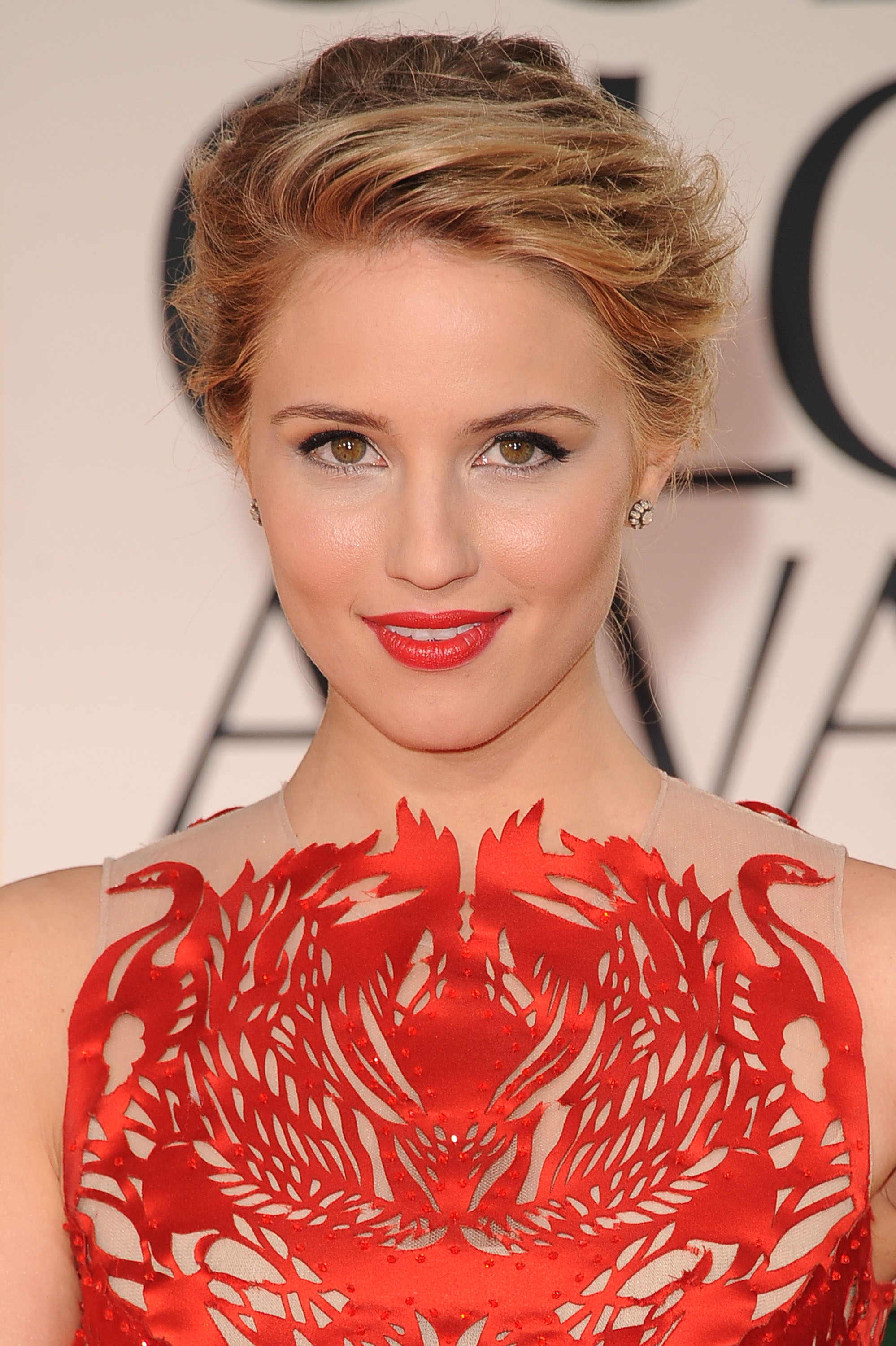 Golden Globes Fug Or Fab Dianna Agron Go Fug Yourself