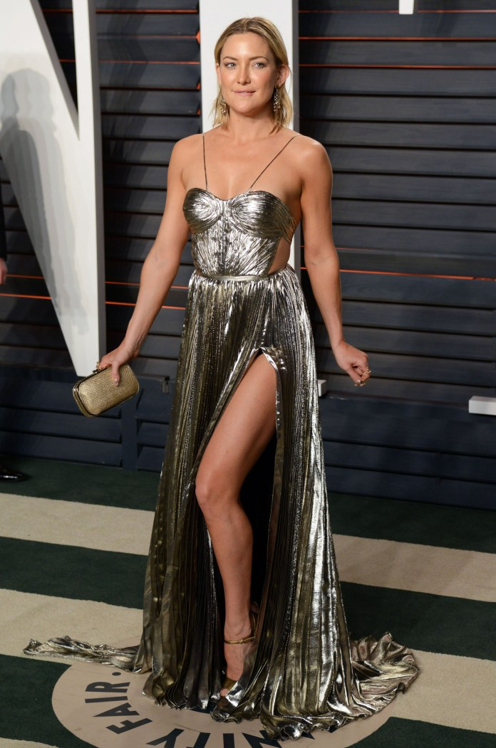 """Image result for Kate Hudson wore to the 2016 Vanity Fair"""""""