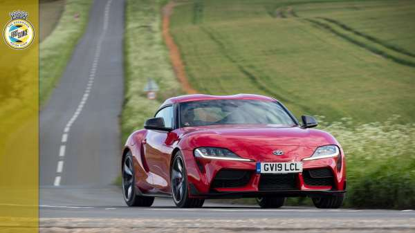The Goodwood Test: Toyota Supra