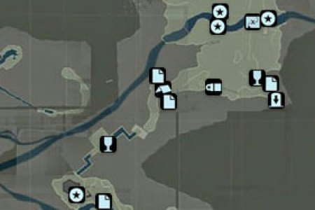 tomb raider challenges map locations » Path Decorations Pictures ...