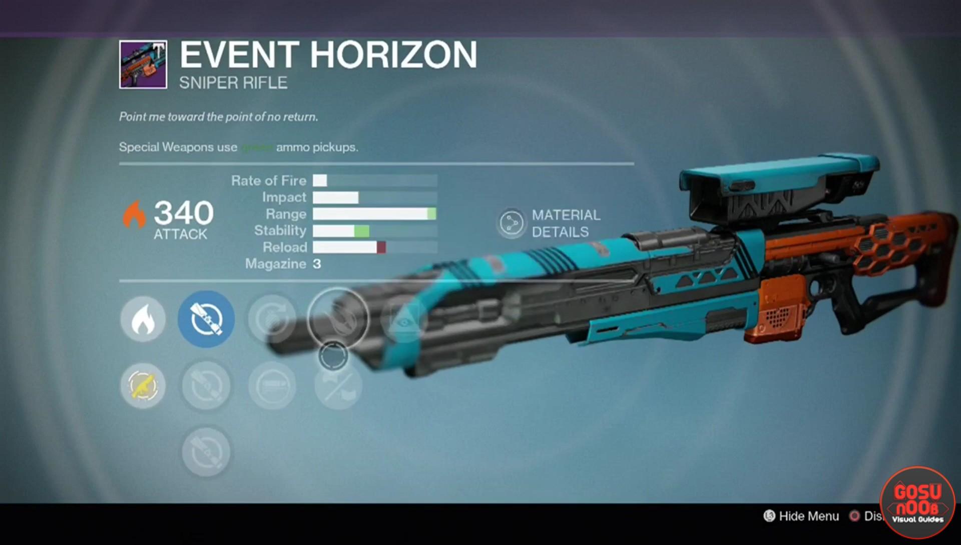 Best Vendor Weapons Destiny Rise Of Iron
